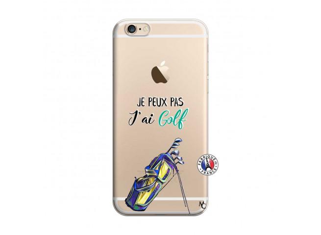 Coque iPhone 6 Plus/6s Plus Je Peux Pas J Ai Golf
