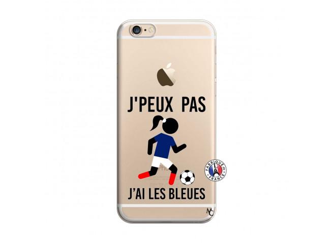 Coque iPhone 6 Plus/6s Plus Je Peux Pas J Ai Les Bleues