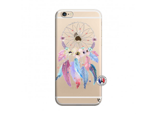 Coque iPhone 6 Plus/6s Plus Multicolor Watercolor Floral Dreamcatcher