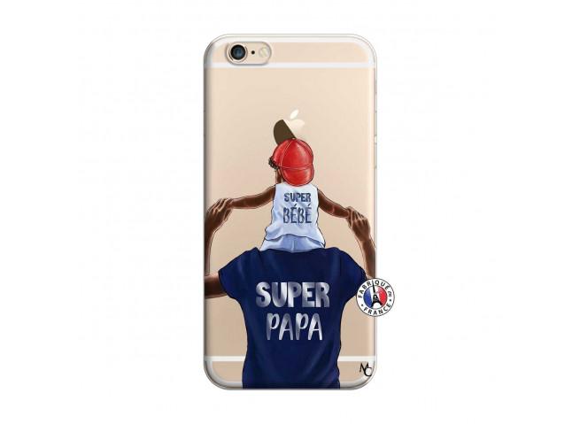 Coque iPhone 6 Plus/6s Plus Papa Super Heros