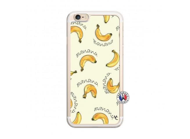 Coque iPhone 6 Plus/6s Plus Sorbet Banana Split Translu
