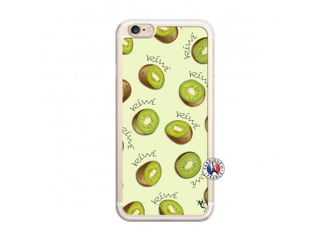 Coque iPhone 6 Plus/6s Plus Sorbet Kiwi Translu