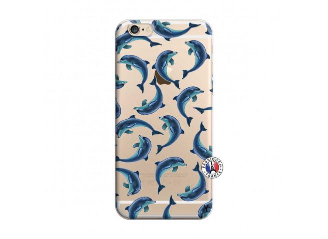 Coque iPhone 6 Plus/6s Plus Dolphins