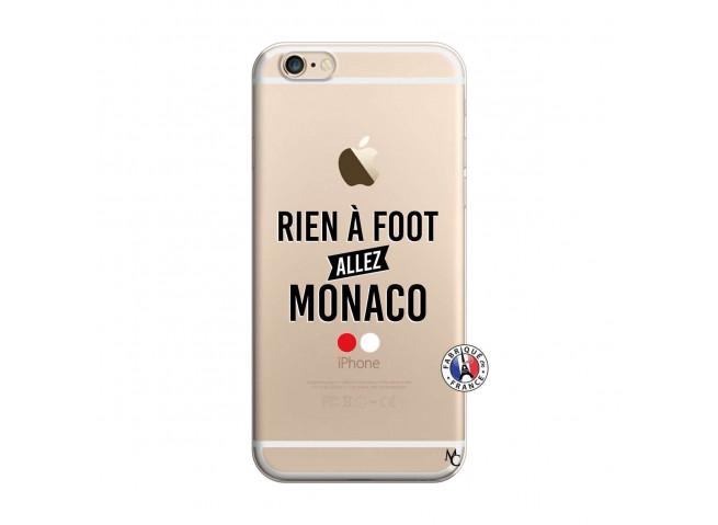 Coque iPhone 6 Plus/6s Plus Rien A Foot Allez Monaco