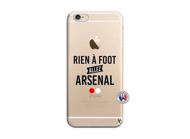 Coque iPhone 6 Plus/6s Plus Rien A Foot Allez Arsenal