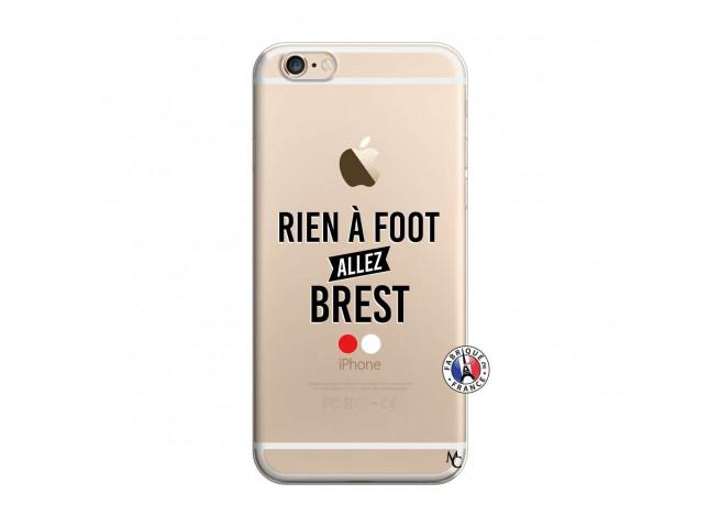 Coque iPhone 6 Plus/6s Plus Rien A Foot Allez Brest
