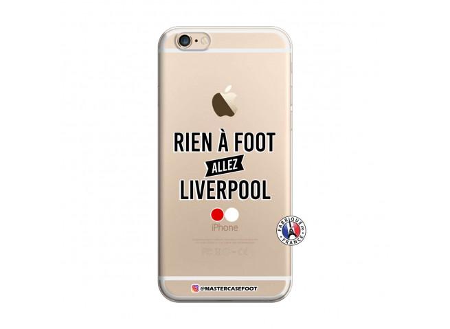Coque iPhone 6 Plus/6s Plus Rien A Foot Allez Liverpool