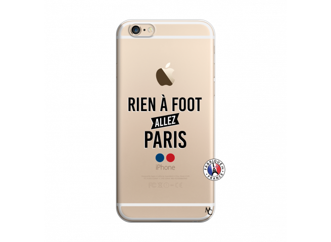 Coque iPhone 6 Plus/6s Plus Rien A Foot Allez Paris