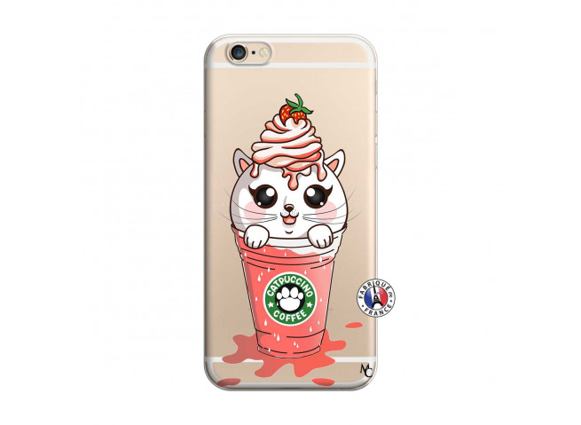 Coque iPhone 6 Plus/6s Plus Catpucino Ice Cream