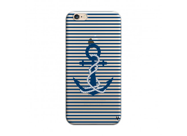 Coque iPhone 6/6S Ancre