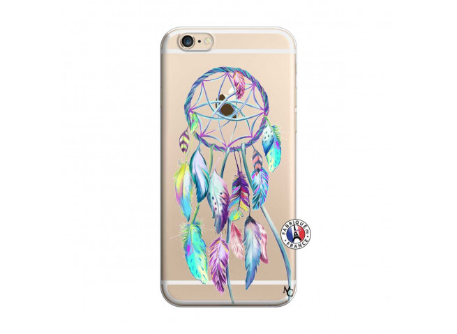 Coque iPhone 6/6S Blue Painted Dreamcatcher