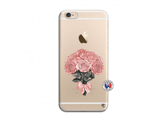 Coque iPhone 6/6S Bouquet de Roses