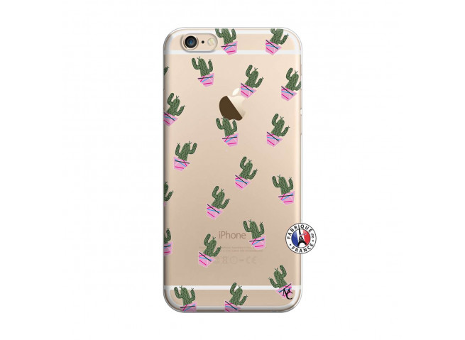 Coque iPhone 6/6S Cactus Pattern