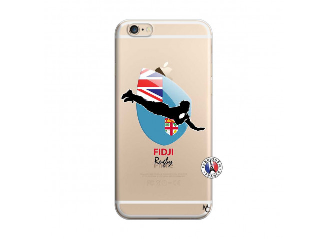 Coque iPhone 6/6S Coupe du Monde Rugby Fidji