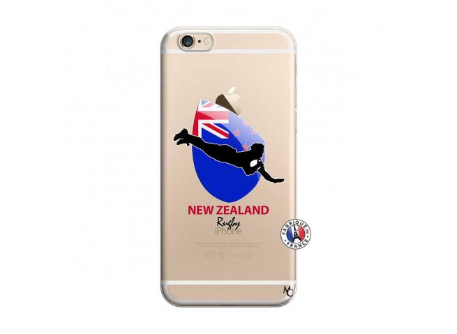 Coque iPhone 6/6S Coupe du Monde Rugby- Nouvelle Zélande