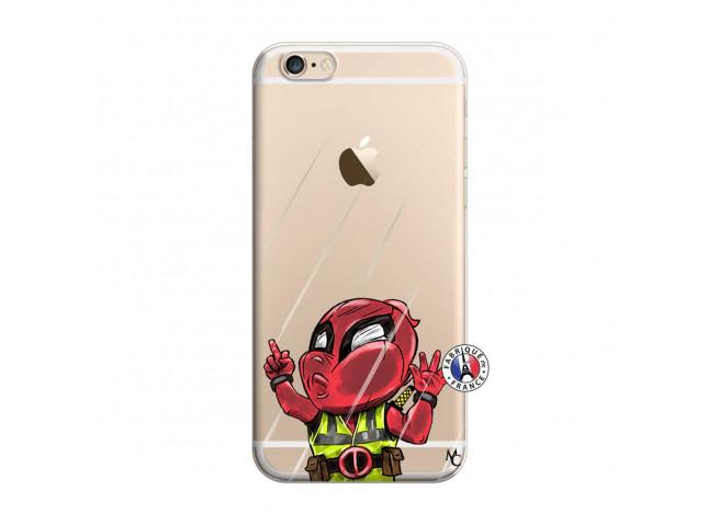 Coque iPhone 6/6S Dead Gilet Jaune Impact