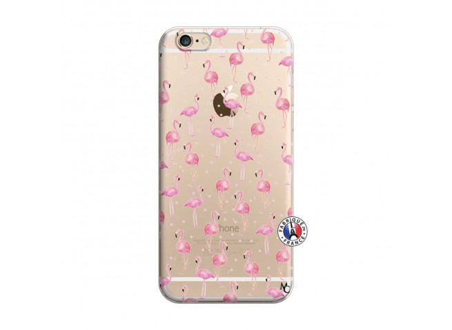 Coque iPhone 6/6S Flamingo
