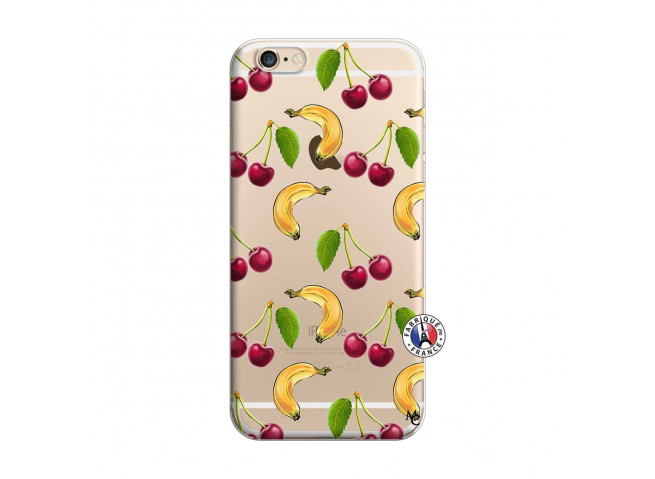 Coque iPhone 6/6S Hey Cherry, j'ai la Banane