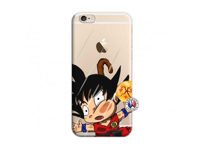 Coque iPhone 6/6S Goku Impact