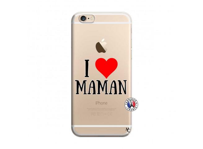 Coque iPhone 6/6S I Love Maman