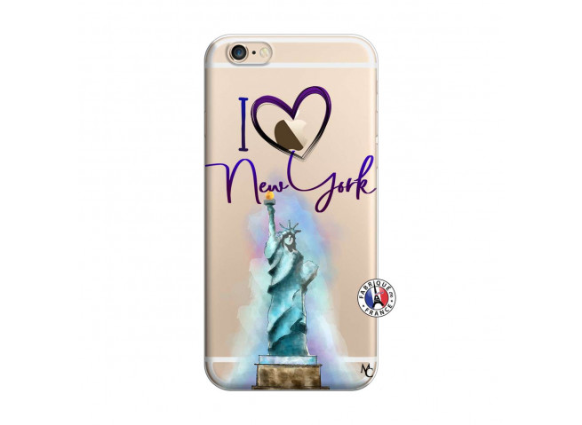 Coque iPhone 6/6S I Love New York