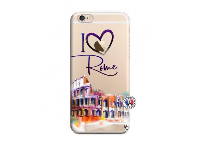 Coque iPhone 6/6S I Love Rome