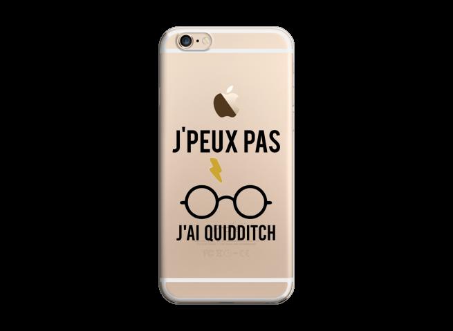 Coque iPhone 6/6S J Ai Quidditch