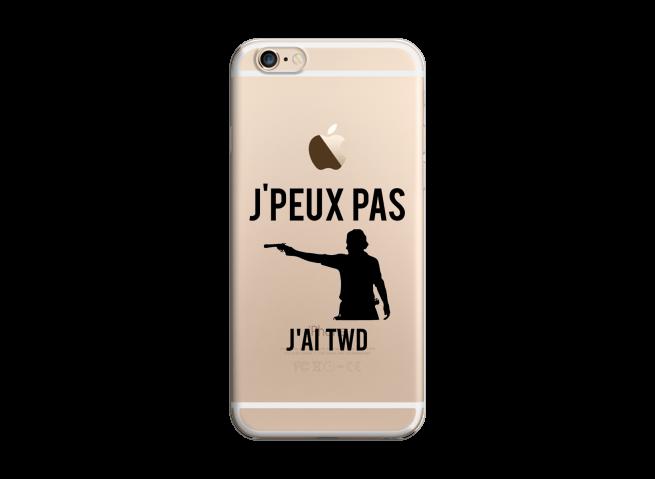 Coque iPhone 6/6S Jai Twd