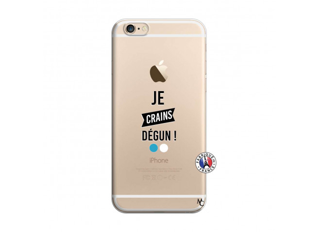 Coque iPhone 6/6S Je Crains Degun