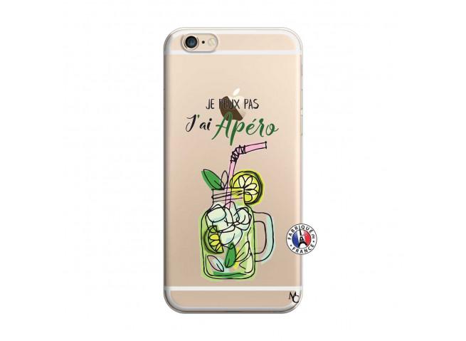 Coque iPhone 6/6S Je peux pas J'ai Apéro