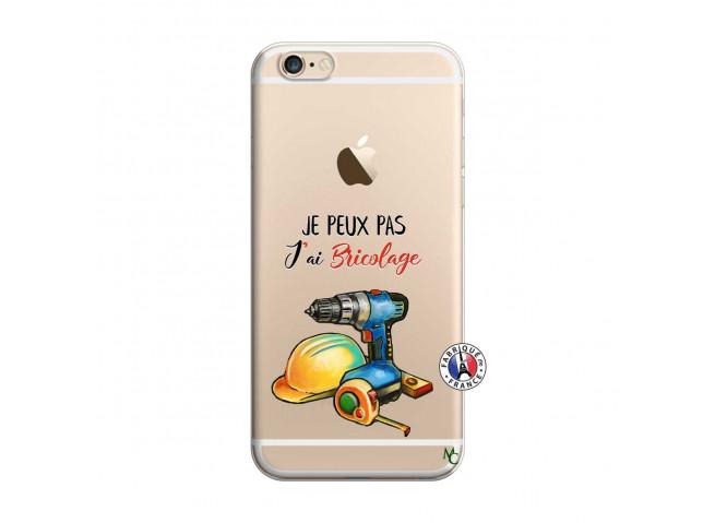 Coque iPhone 6/6S Je Peux Pas J Ai Bricolage