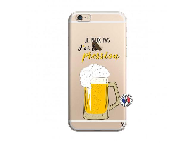 Coque iPhone 6/6S Je peux pas J'ai la Pression