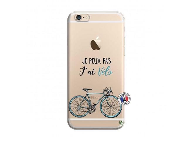 Coque iPhone 6/6S Je Peux Pas J Ai Velo