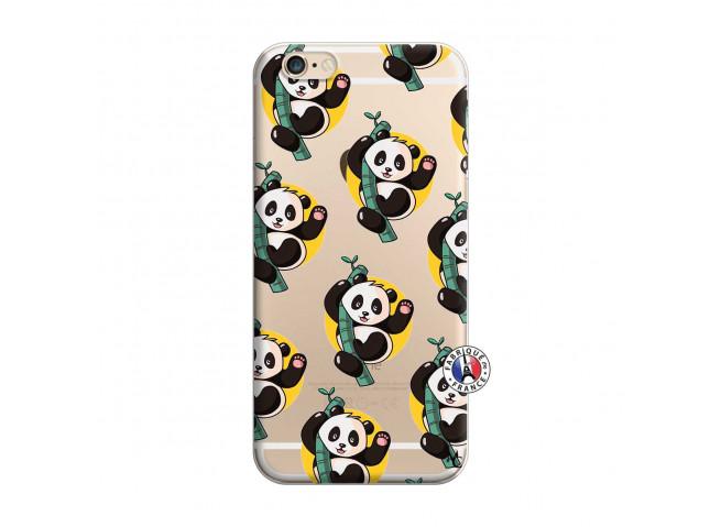 Coque iPhone 6/6S Pandi Panda