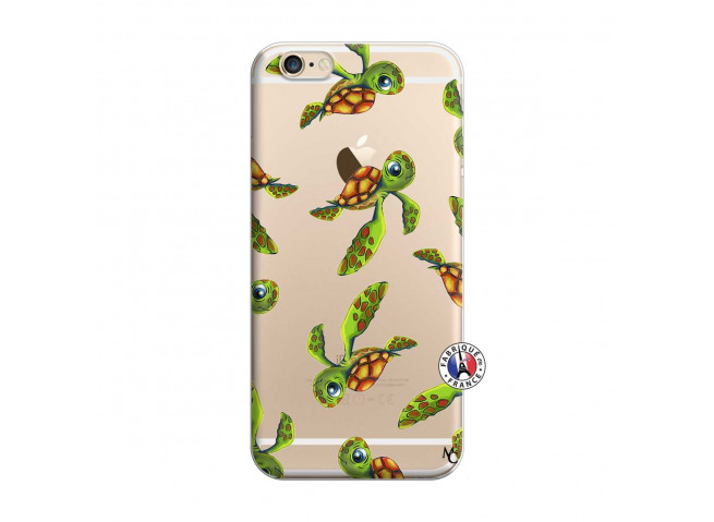 Coque iPhone 6/6S Tortue Géniale