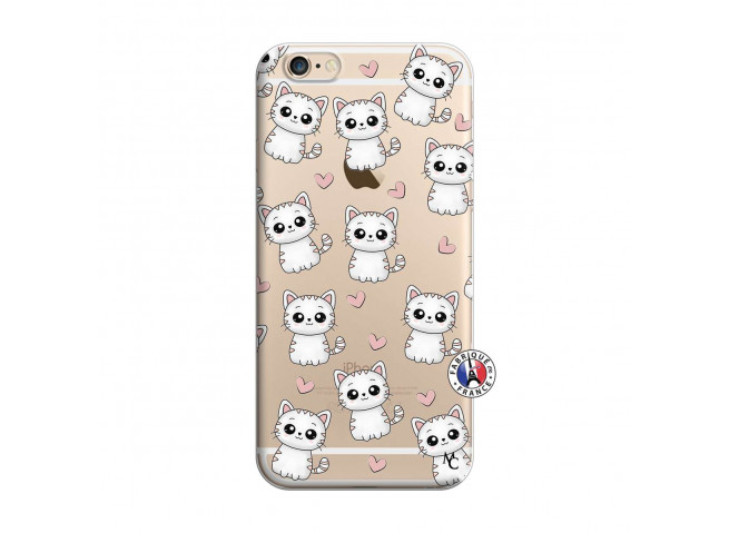 Coque iPhone 6/6S Petits Chats