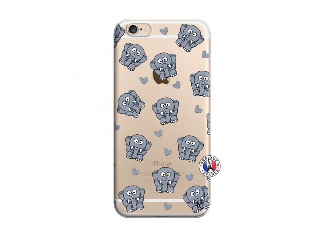 Coque iPhone 6/6S Petits Elephants