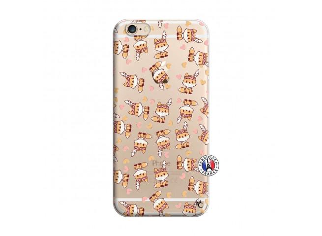 Coque iPhone 6/6S Petits Renards