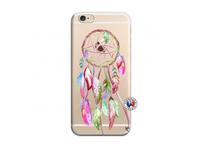 Coque iPhone 6/6S Pink Painted Dreamcatcher