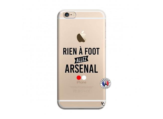 Coque iPhone 6/6S Rien A Foot Allez Arsenal