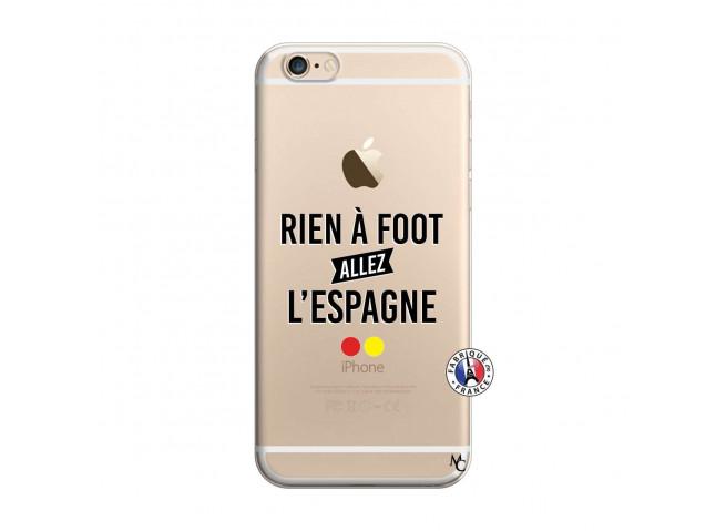 Coque iPhone 6/6S Rien A Foot Allez L'Espagne