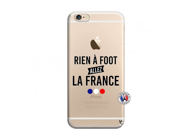 Coque iPhone 6/6S Rien A Foot Allez La France