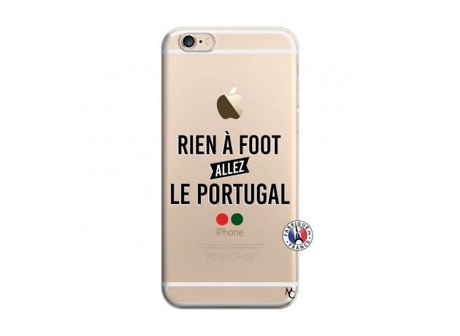 Coque iPhone 6/6S Rien A Foot Allez Le Portugal
