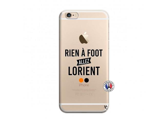 Coque iPhone 6/6S Rien A Foot Allez Lorient