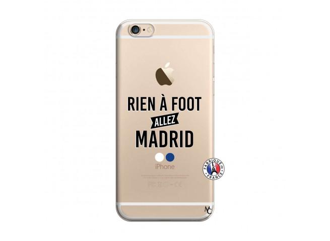 Coque iPhone 6/6S Rien A Foot Allez Madrid