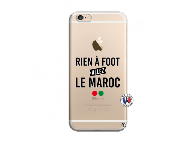 Coque iPhone 6/6S Rien A Foot Allez Le Maroc