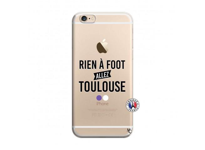 Coque iPhone 6/6S Rien A Foot Allez Toulouse