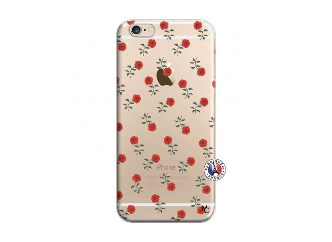 Coque iPhone 6/6S Rose Pattern