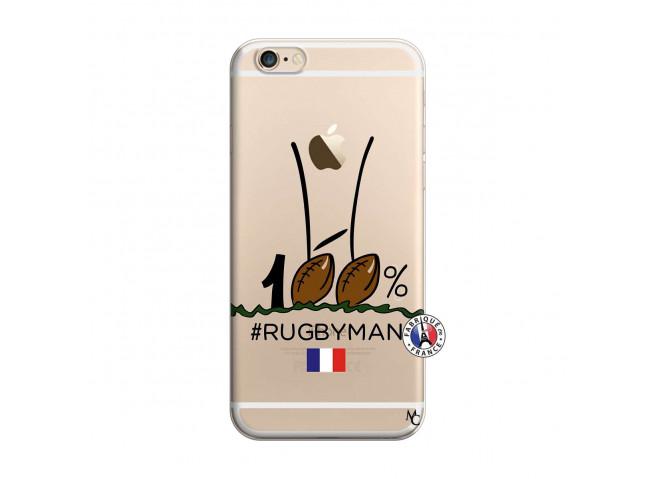 Coque iPhone 6/6S 100 % Rugbyman Entre les Poteaux