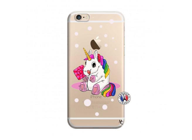 Coque iPhone 6/6S Sweet Baby Licorne